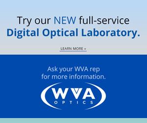 Wva optics lab mobile banner