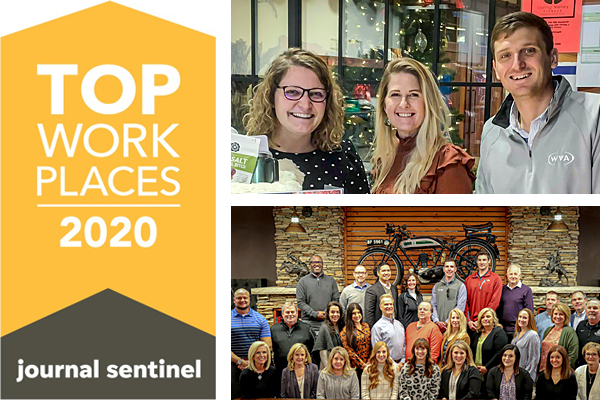 Wva voted top places to work nopad